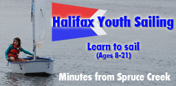 Halifax Youth Sailing Camp